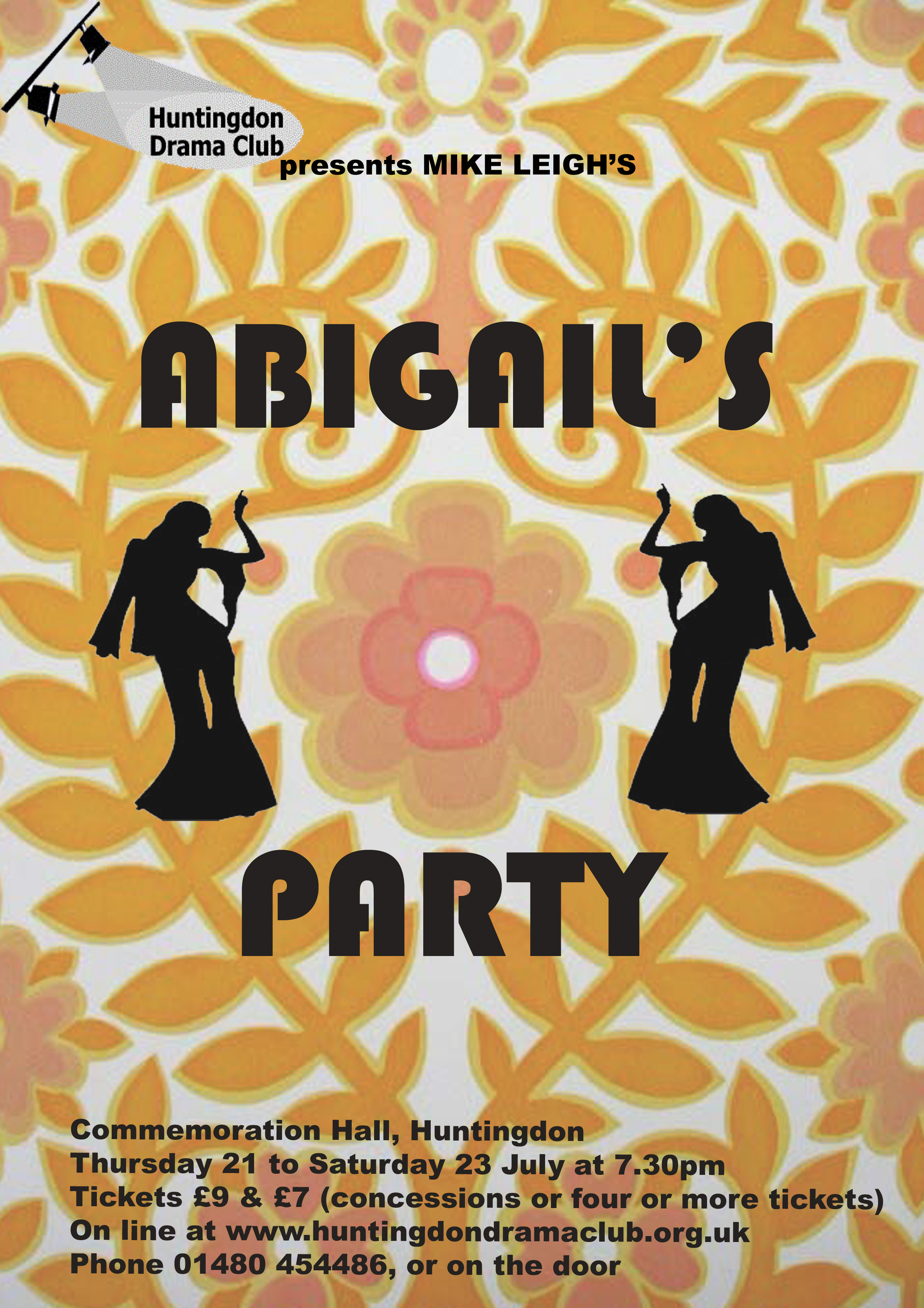 abigails party This cocktail party is a vehicle for the opinionated , manipulative beverly to both  express her warped views of society, marriage and contemporary living-but as.
