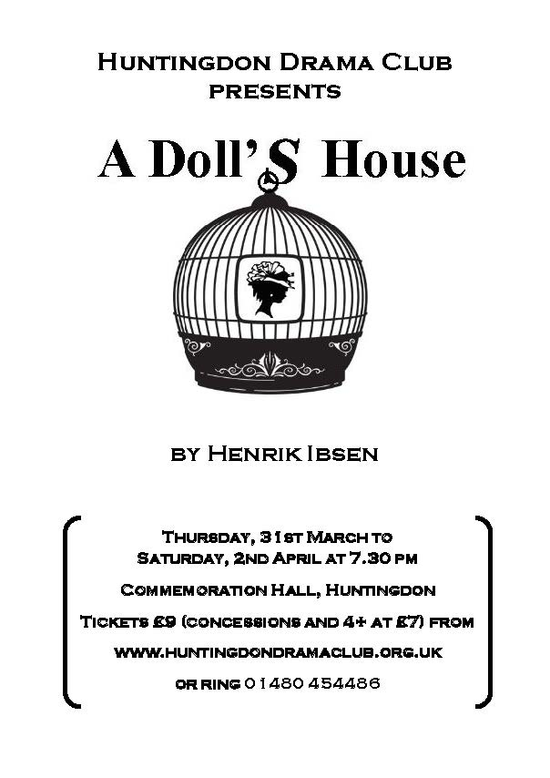 the rising actions and expositions in the play a dolls house by henrik ibsen Rising action: this is when the setting for a doll's house is christmas time in norway around the late 1870s in the play, the role of women is that of a.