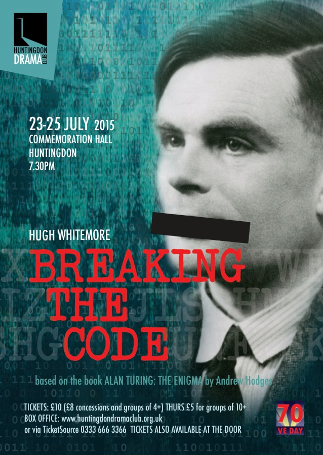 Theatre reviews: Breaking The Code and Magnificence