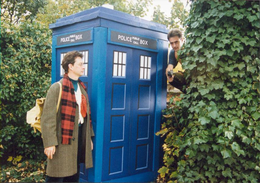 1994 - Doctor Who and The Empress of Othernow